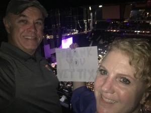 Steve attended Rod Stewart With Cyndi Lauper on Aug 1st 2018 via VetTix