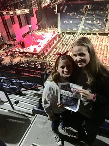 MARK attended Rod Stewart With Cyndi Lauper on Aug 1st 2018 via VetTix