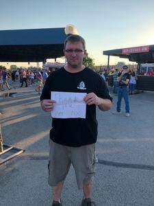 Jason attended 3 Doors Down & Collective Soul: the Rock & Roll Express Tour - Pop on Jul 21st 2018 via VetTix