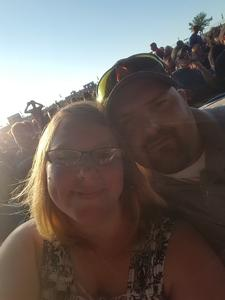 James attended 3 Doors Down & Collective Soul: the Rock & Roll Express Tour - Pop on Jul 21st 2018 via VetTix