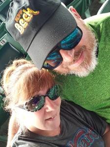 George attended Stars Align Tour: Jeff Beck & Paul Rodgers and Ann Wilson of Heart - Pop on Jul 31st 2018 via VetTix