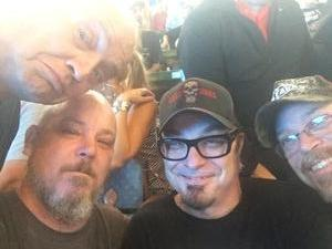 James attended Stars Align Tour: Jeff Beck & Paul Rodgers and Ann Wilson of Heart - Pop on Jul 31st 2018 via VetTix