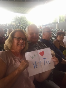 Stephen attended Stars Align Tour: Jeff Beck & Paul Rodgers and Ann Wilson of Heart - Pop on Jul 31st 2018 via VetTix