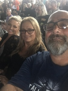 Gerald attended Stars Align Tour: Jeff Beck & Paul Rodgers and Ann Wilson of Heart - Pop on Jul 31st 2018 via VetTix