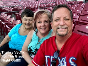 John attended Texas Airhogs vs. Cleburne Railroaders - American Association of Independent Professional Baseball on Aug 15th 2018 via VetTix