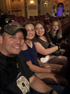 Chad attended Bring It! Live on Aug 3rd 2018 via VetTix
