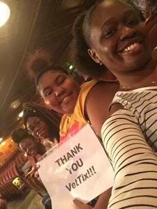 Keisa attended Bring It! Live on Aug 3rd 2018 via VetTix