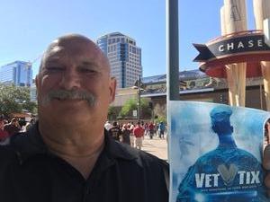 Stephen attended Arizona Diamondbacks vs. Atlanta Braves - MLB on Sep 6th 2018 via VetTix