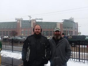 Doug attended Green Bay Packers vs. Arizona Cardinals - NFL on Dec 2nd 2018 via VetTix