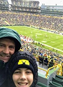 Rich attended Green Bay Packers vs. Arizona Cardinals - NFL on Dec 2nd 2018 via VetTix
