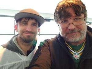 Kim attended Green Bay Packers vs. Arizona Cardinals - NFL on Dec 2nd 2018 via VetTix