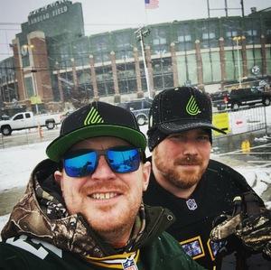 David attended Green Bay Packers vs. Arizona Cardinals - NFL on Dec 2nd 2018 via VetTix