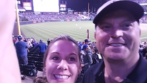 Jenny attended Colorado Rockies vs. Pittsburgh Pirates - MLB on Aug 6th 2018 via VetTix