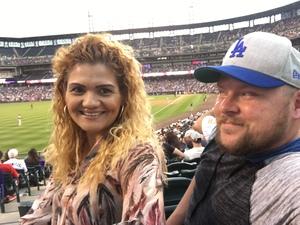 Charles attended Colorado Rockies vs. Pittsburgh Pirates - MLB on Aug 6th 2018 via VetTix
