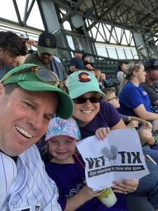 Click To Read More Feedback from Colorado Rockies vs Los Angeles Dodgers - MLB