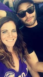 Jessica attended Colorado Rockies vs Los Angeles Dodgers - MLB on Aug 12th 2018 via VetTix