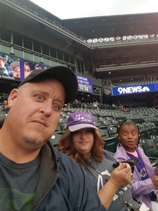 David attended Colorado Rockies vs. San Diego Padres - MLB on Aug 21st 2018 via VetTix