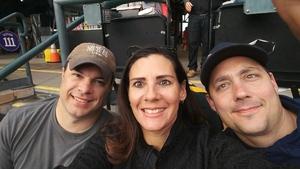 Lisle attended Colorado Rockies vs. San Diego Padres - MLB on Aug 21st 2018 via VetTix