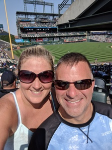 amanda attended Colorado Rockies vs San Diego Padres - MLB on Aug 23rd 2018 via VetTix