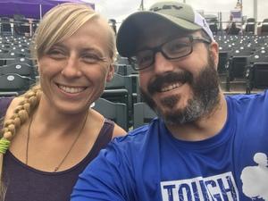 damian attended Colorado Rockies vs San Diego Padres - MLB on Aug 23rd 2018 via VetTix