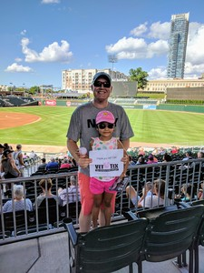 Click To Read More Feedback from Charlotte Knights vs. Durham Bulls - MiLB