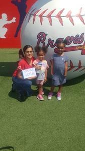 krisnha attended Atlanta Braves vs. Milwaukee Brewers - MLB on Aug 12th 2018 via VetTix