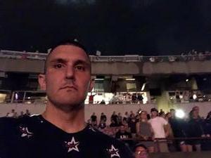 Christopher attended Bush - the Cult - Stone Temple Pilots-revolution 3 Tour on Jul 27th 2018 via VetTix