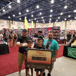 Anthony attended Infinity Toy and Comic Con on Aug 25th 2018 via VetTix