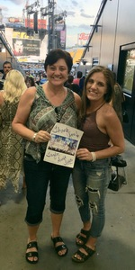 Shirley Hardy attended Taylor Swift Reputation Stadium Tour on Aug 7th 2018 via VetTix