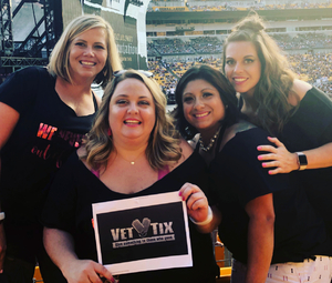 Leanne attended Taylor Swift Reputation Stadium Tour on Aug 7th 2018 via VetTix