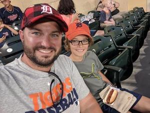 Kyle attended Minnesota Twins vs. Detroit Tigers - MLB on Aug 16th 2018 via VetTix