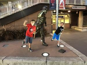 Trenton attended Minnesota Twins vs. Detroit Tigers - MLB on Aug 16th 2018 via VetTix
