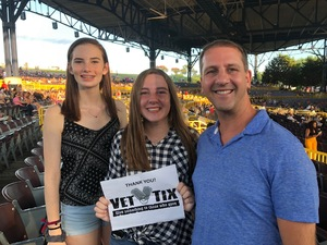 Phillip attended Niall Horan: Flicker World Tour 2018 on Aug 31st 2018 via VetTix