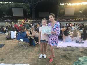 Amanda Nelson attended Niall Horan: Flicker World Tour 2018 on Aug 31st 2018 via VetTix