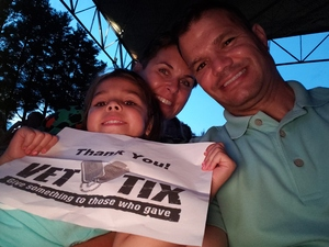 Anthony attended Niall Horan: Flicker World Tour 2018 on Aug 31st 2018 via VetTix