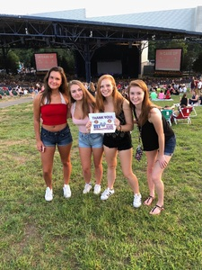 Charles attended Niall Horan: Flicker World Tour 2018 on Aug 31st 2018 via VetTix