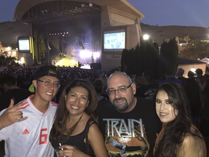 Dave attended 311 and the Offspring: Never-ending Summer Tour on Jul 29th 2018 via VetTix