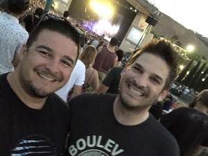 Eric attended 311 and the Offspring: Never-ending Summer Tour on Jul 29th 2018 via VetTix