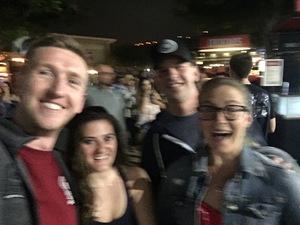 Ryan attended 311 and the Offspring: Never-ending Summer Tour on Jul 29th 2018 via VetTix