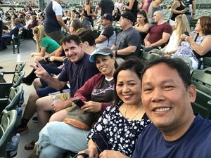 Marco Antonio attended 311 and the Offspring: Never-ending Summer Tour on Jul 29th 2018 via VetTix