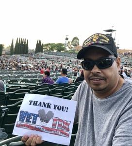 Steven attended 311 and the Offspring: Never-ending Summer Tour on Jul 29th 2018 via VetTix