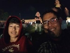 Joshua attended 311 and the Offspring: Never-ending Summer Tour on Jul 29th 2018 via VetTix