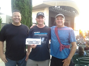 GIShaggy attended 311 and the Offspring: Never-ending Summer Tour on Jul 29th 2018 via VetTix