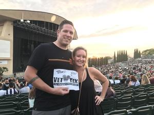 Dirtbuilt attended 311 and the Offspring: Never-ending Summer Tour on Jul 29th 2018 via VetTix