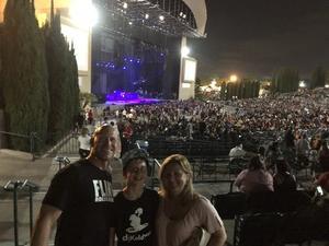 Matthew attended 311 and the Offspring: Never-ending Summer Tour on Jul 29th 2018 via VetTix