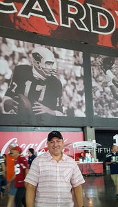 Matthew attended Arizona Cardinals vs. Denver Broncos - NFL Preseason on Aug 30th 2018 via VetTix