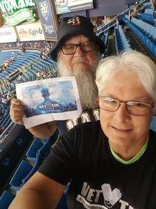 Click To Read More Feedback from Tampa Bay Rays vs. Chicago White Sox - MLB