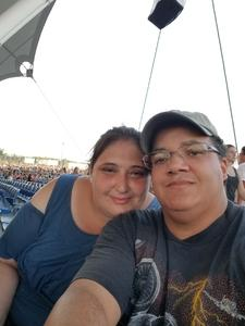 Damon attended Dierks Bentley Mountain High Tour 2018 on Aug 4th 2018 via VetTix