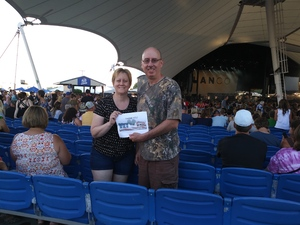 Michael attended Dierks Bentley Mountain High Tour 2018 on Aug 4th 2018 via VetTix