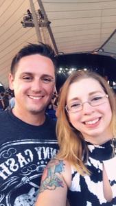Mark attended Dierks Bentley Mountain High Tour 2018 on Aug 4th 2018 via VetTix